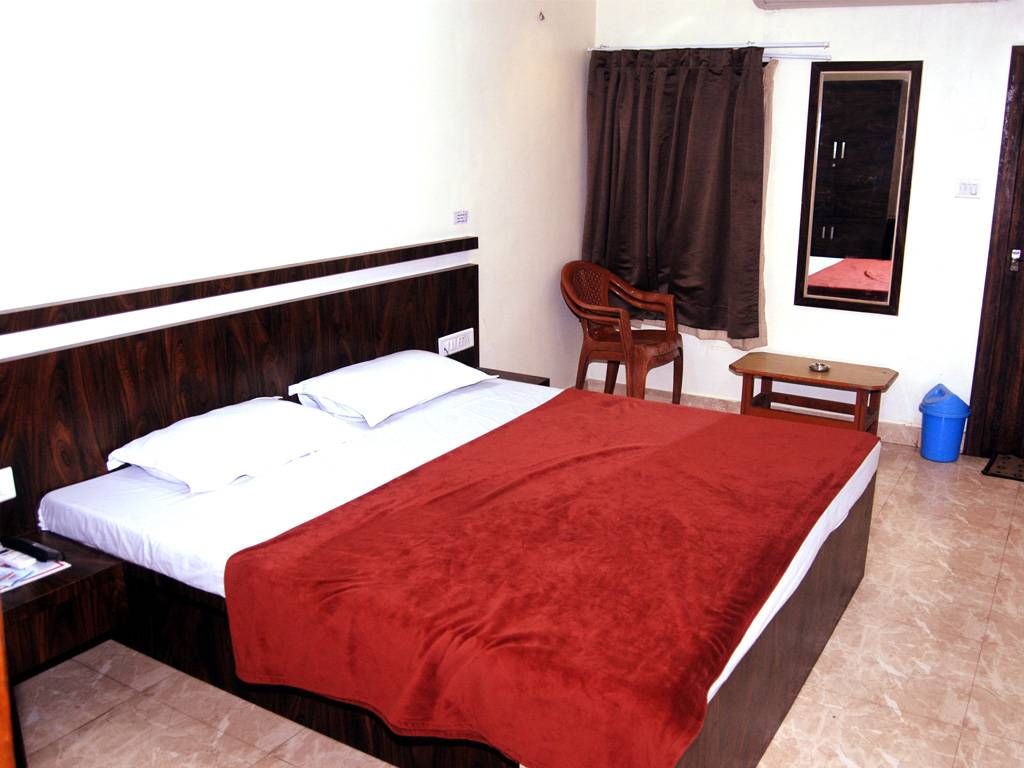 Double Bed AC Premium Back Side Room
