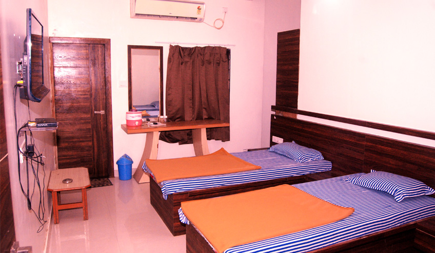Three Bed AC Premium Room