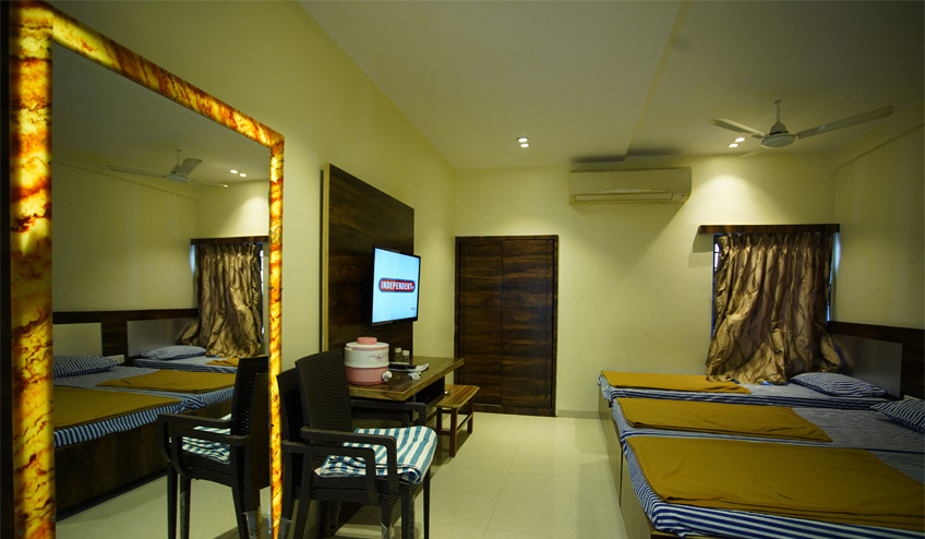 Four Bed AC Premium Room
