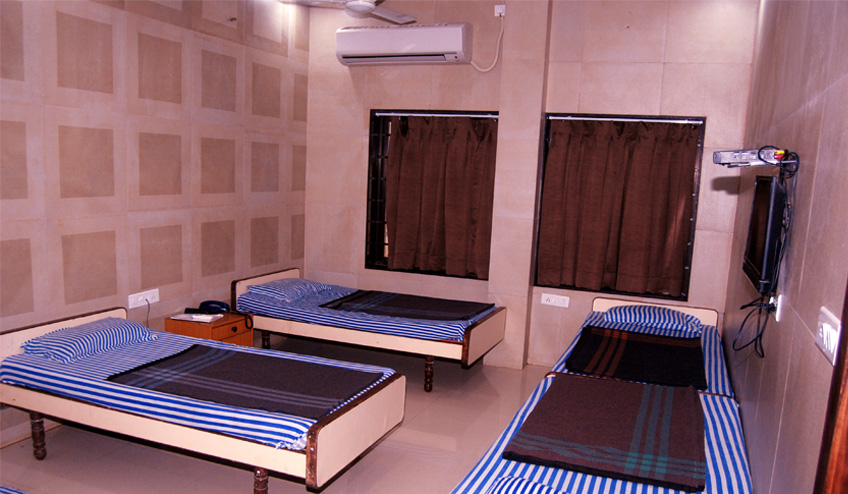 Eight Bed AC Deluxe Room